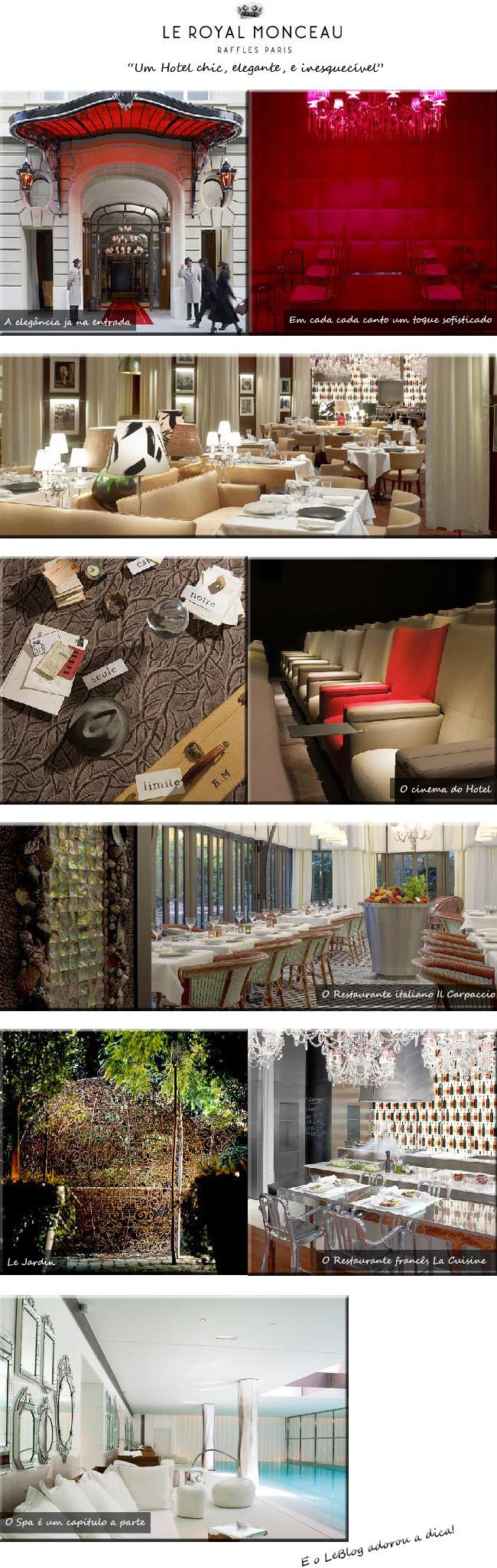 Le Royal Monceau, dicas de Paris, hotéis em Paris, dicas de Donata Meirelles, melhores hotéis de Paris