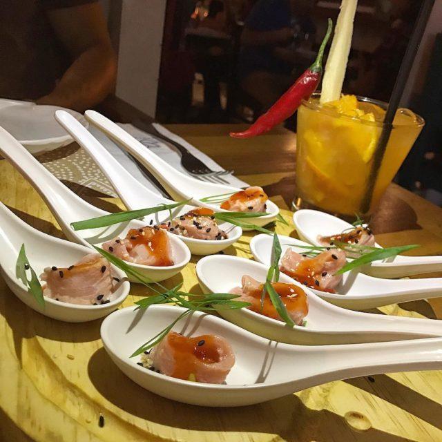 Jantar de ontem no marakuthai Kumbukha ! Adorei renatavanzetto !hellip