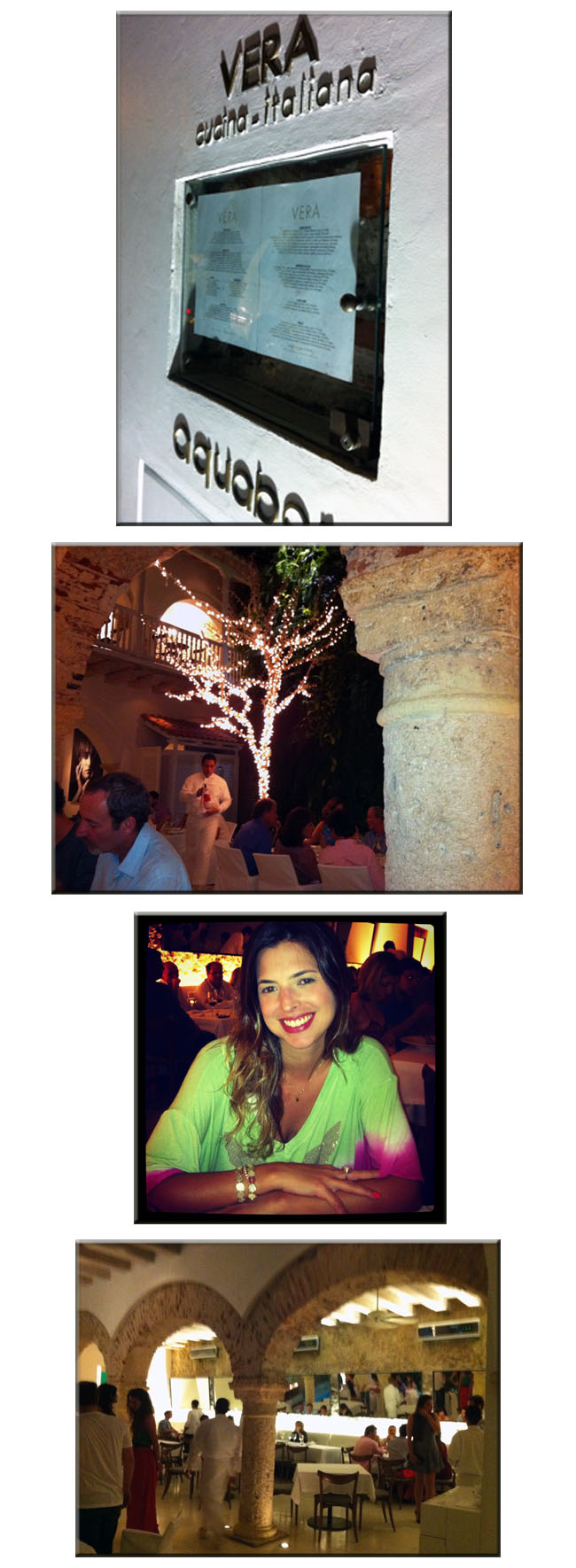Vera, Restaurante Vera, Restaurante Vera Cartagena, Cartagena, Cartagena de Indias, Cartagena colombia, Dicas de Cartagena, restaurantes em Cartagena, onde comer em Cartagena, viagens, dicas leblog