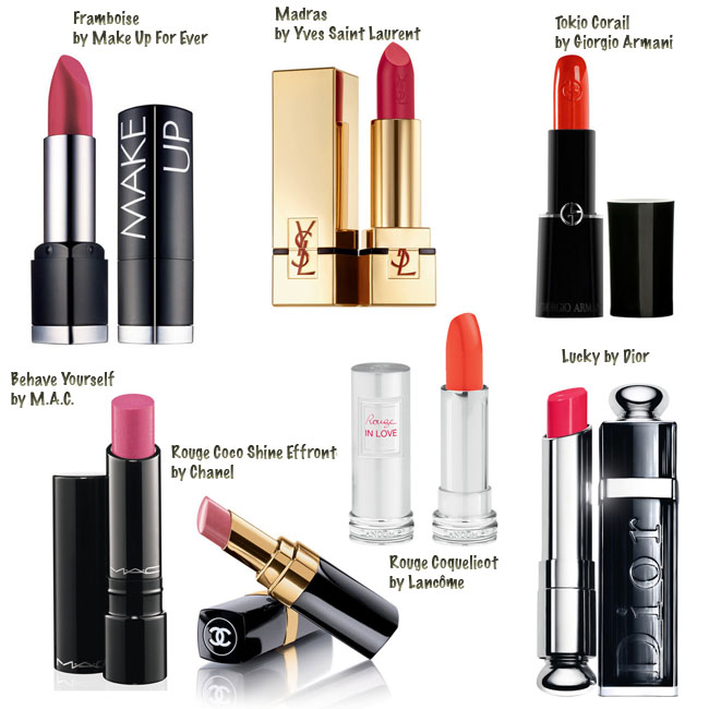 batom, batom mate, mac, lancôme, dior, batom dior, batom lancôme, make up for ever, maquiagem, make, baton make up for ever, baton yves saint laurent