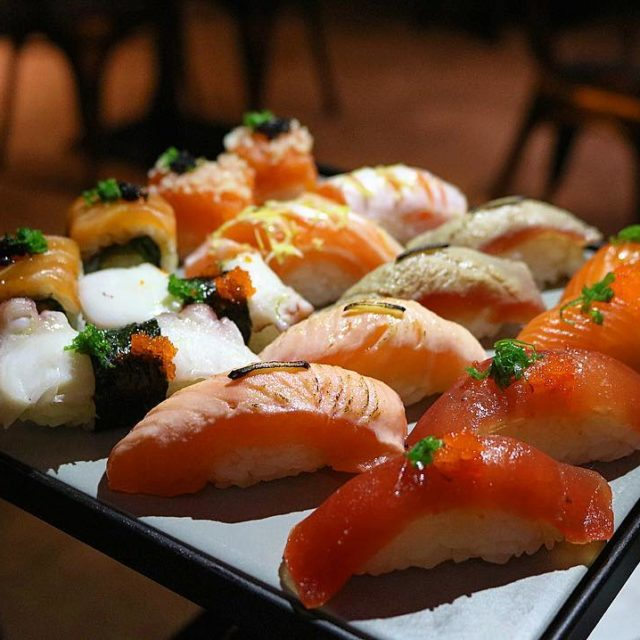 Jantar delicia no Oguru! Restaurante japons que abriu ha 7hellip