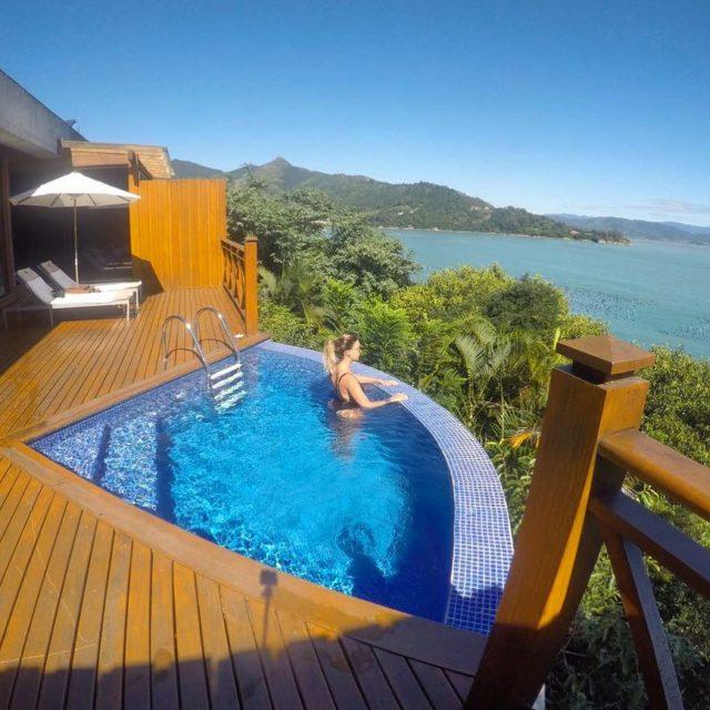 No Brasil tambm temos hotis incrveis em lugares paradisacos ehellip