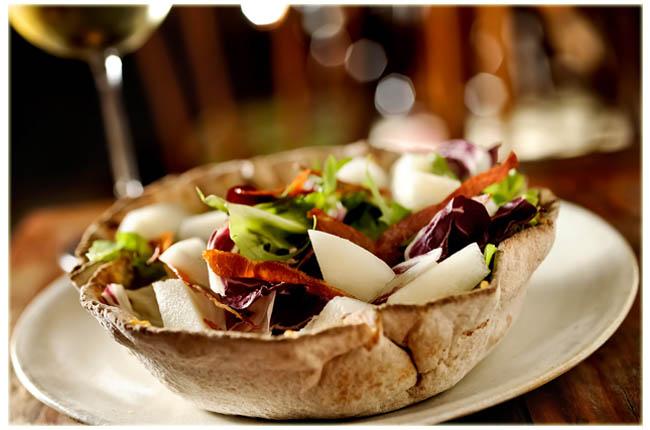 receita, receita de salada, receita light, primo basilio