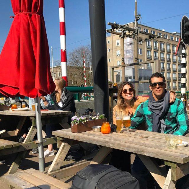 Best trip ever!  Curtindo os ltimos momentos em Amsterdam!!!!hellip
