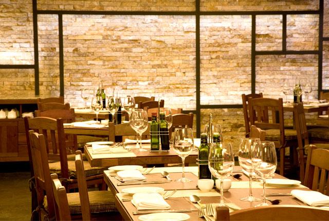 valle restaurante