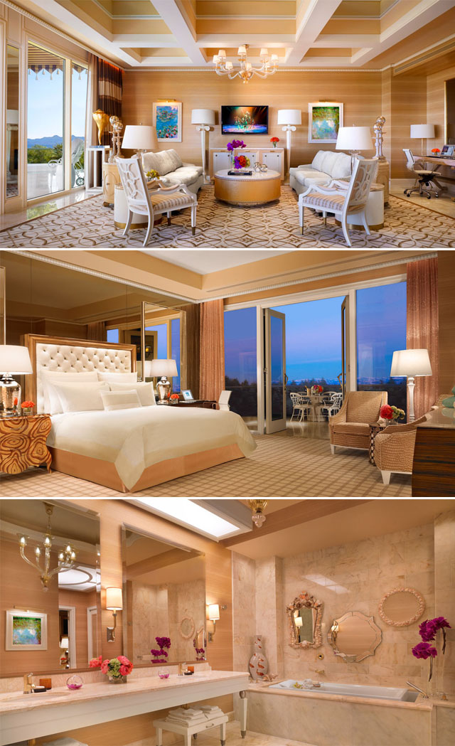 wynn fairway villas