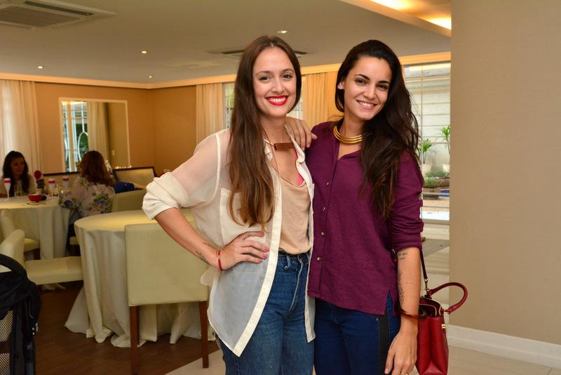 Amanda Engler e Renata Vanzetto