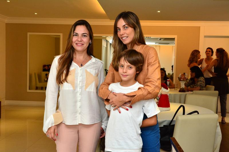 Audrey Saad, Bia Porto e João (1)