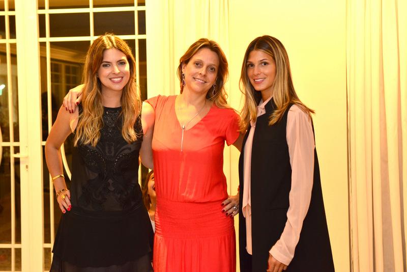 Patricia Mattos, Paula Gallo e Anna Fasano