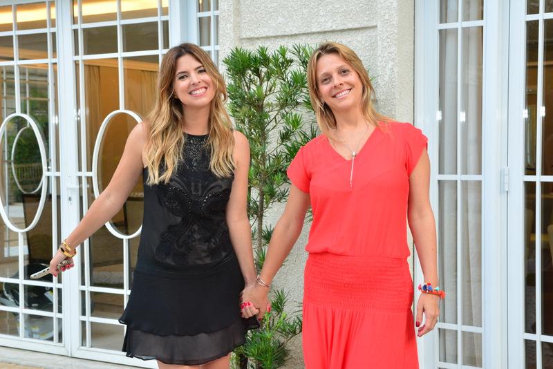 Patricia Mattos e Paula Gallo