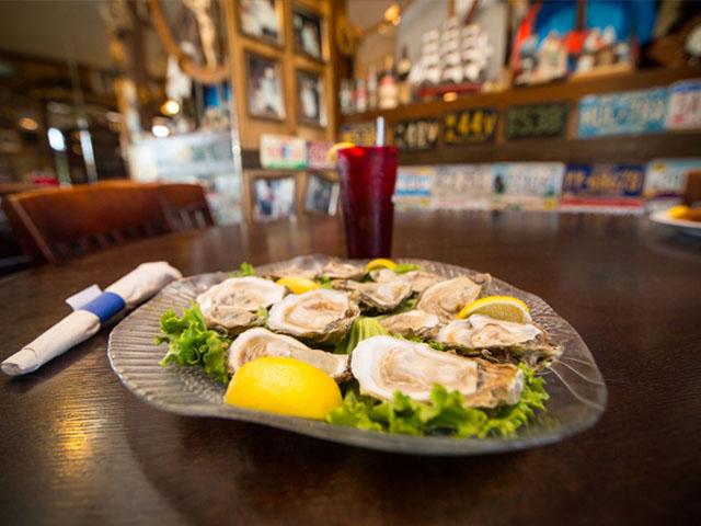 oyster dest
