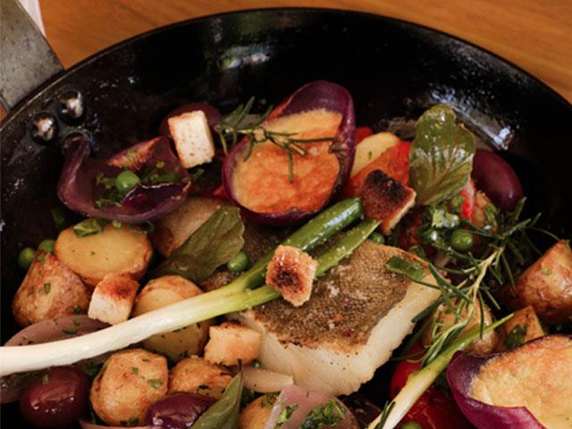 bacalhau receita