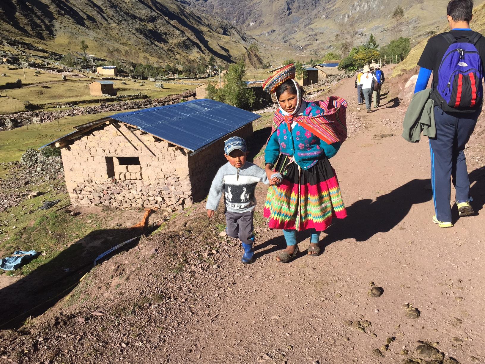 Comunidade de Huacahuasi