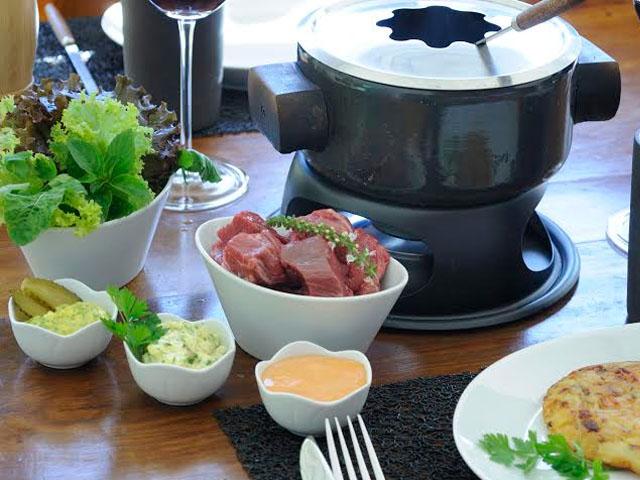 deck fondue