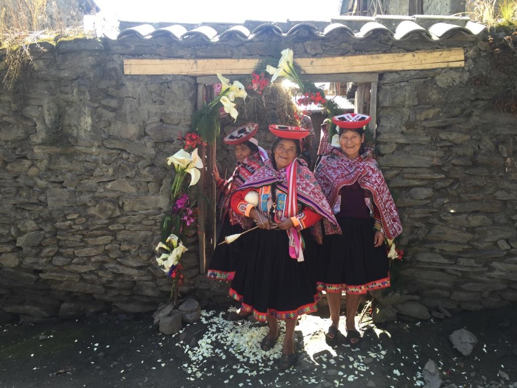 Visita a uma casa tradicional andina em Choquecancha