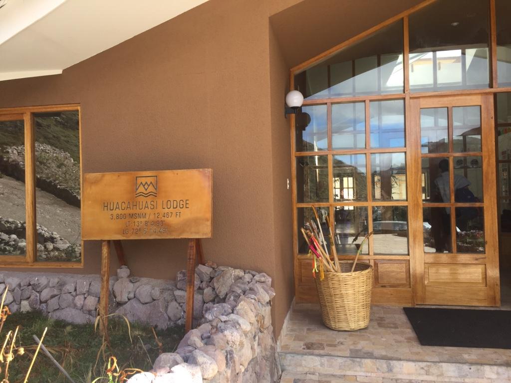 Huacahuasi Lodge