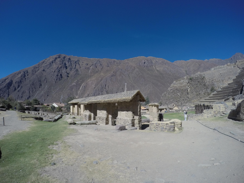 Parque Arqueológico Nacional Ollantaytambo