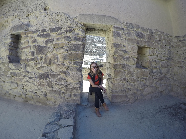 Jaque no Parque Arqueológico Nacional Ollantaytambo