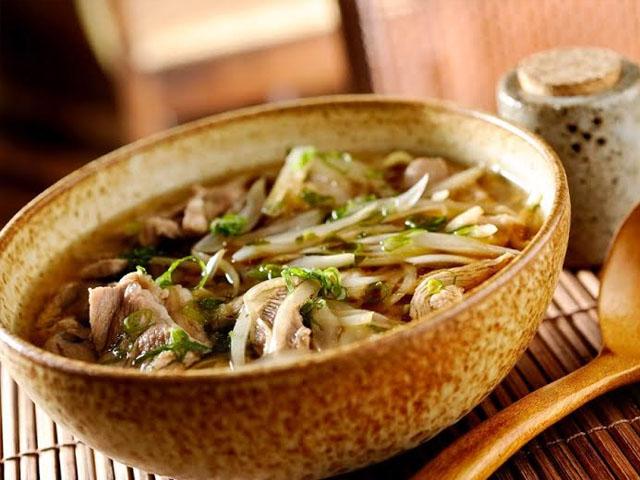 Kinu festival noodles