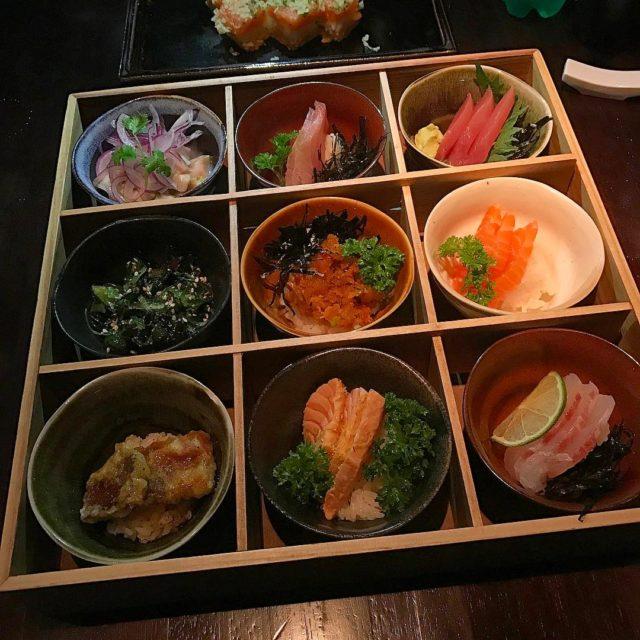 Jantar especial para conhecer Teishoku Vero do Junji! Esse pratohellip