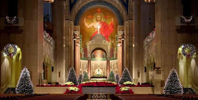 igreja natal