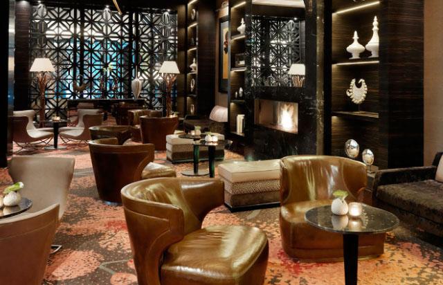 hyatt lounge
