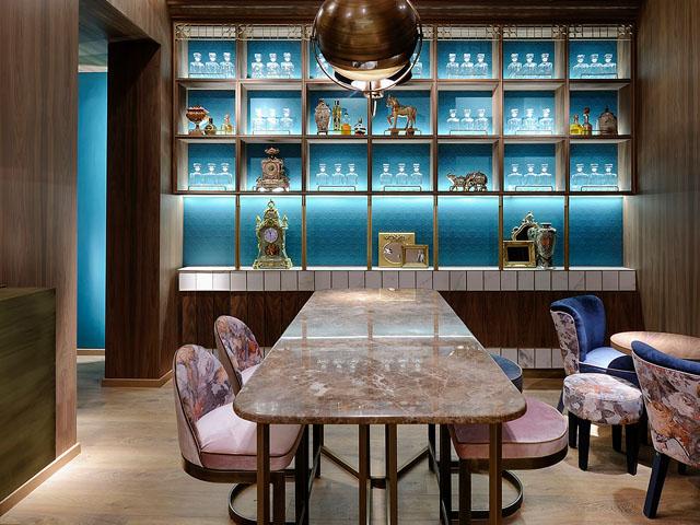 Design Trendy: Baiser Bar Em Xanthi, Na Grécia