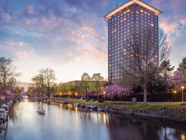 Hotel okura em amsterdam leblog for Amsterdam hotel