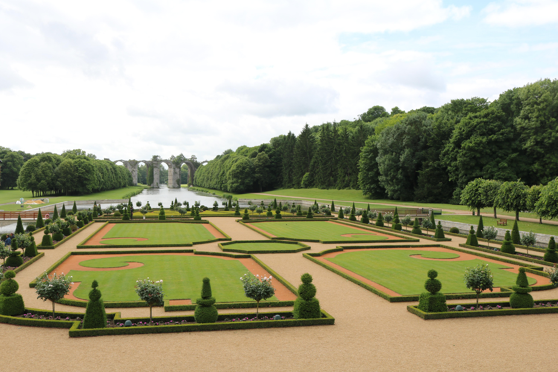 Jardim do Castelo de Maintenon