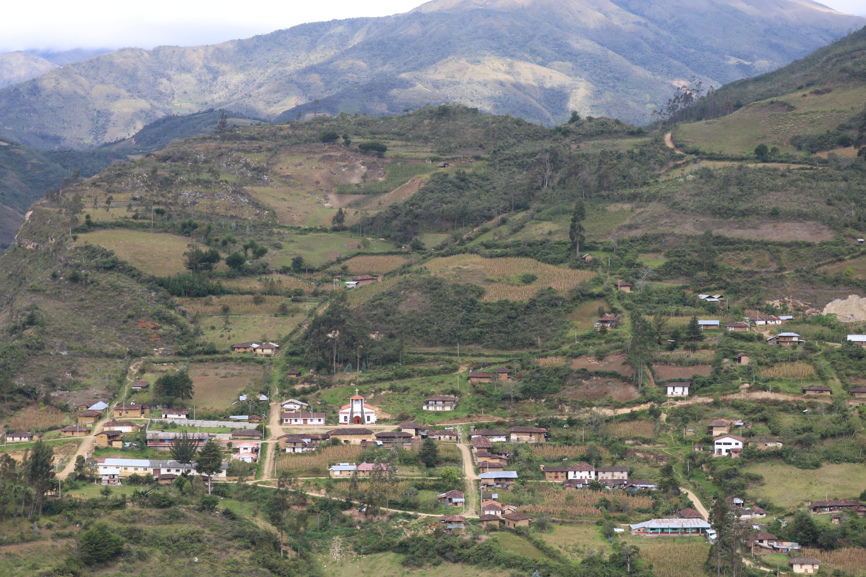 Vista do Pueblo San Bartolo