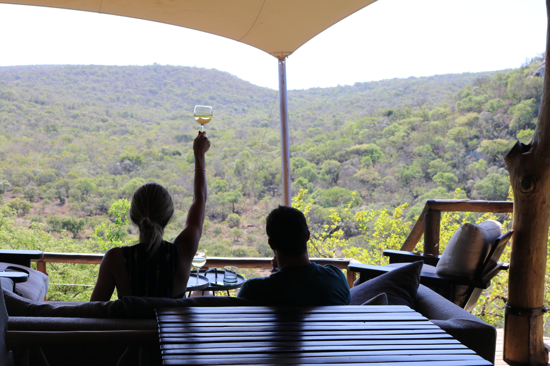 Relax no terraço