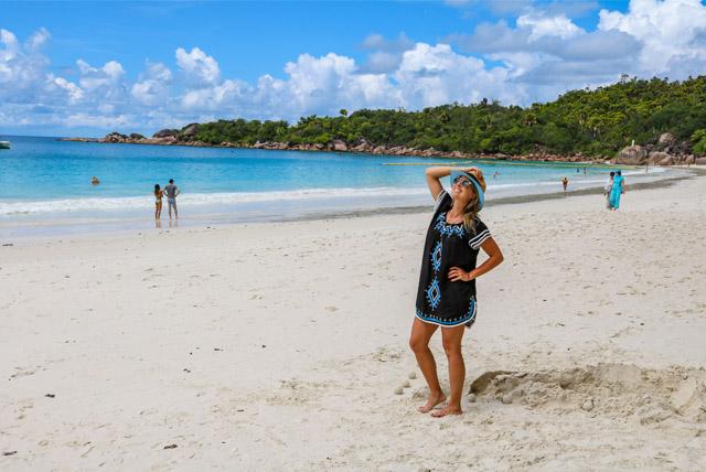 Anse Lazio Beach