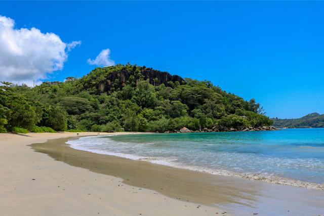 Praia Anse Boileau