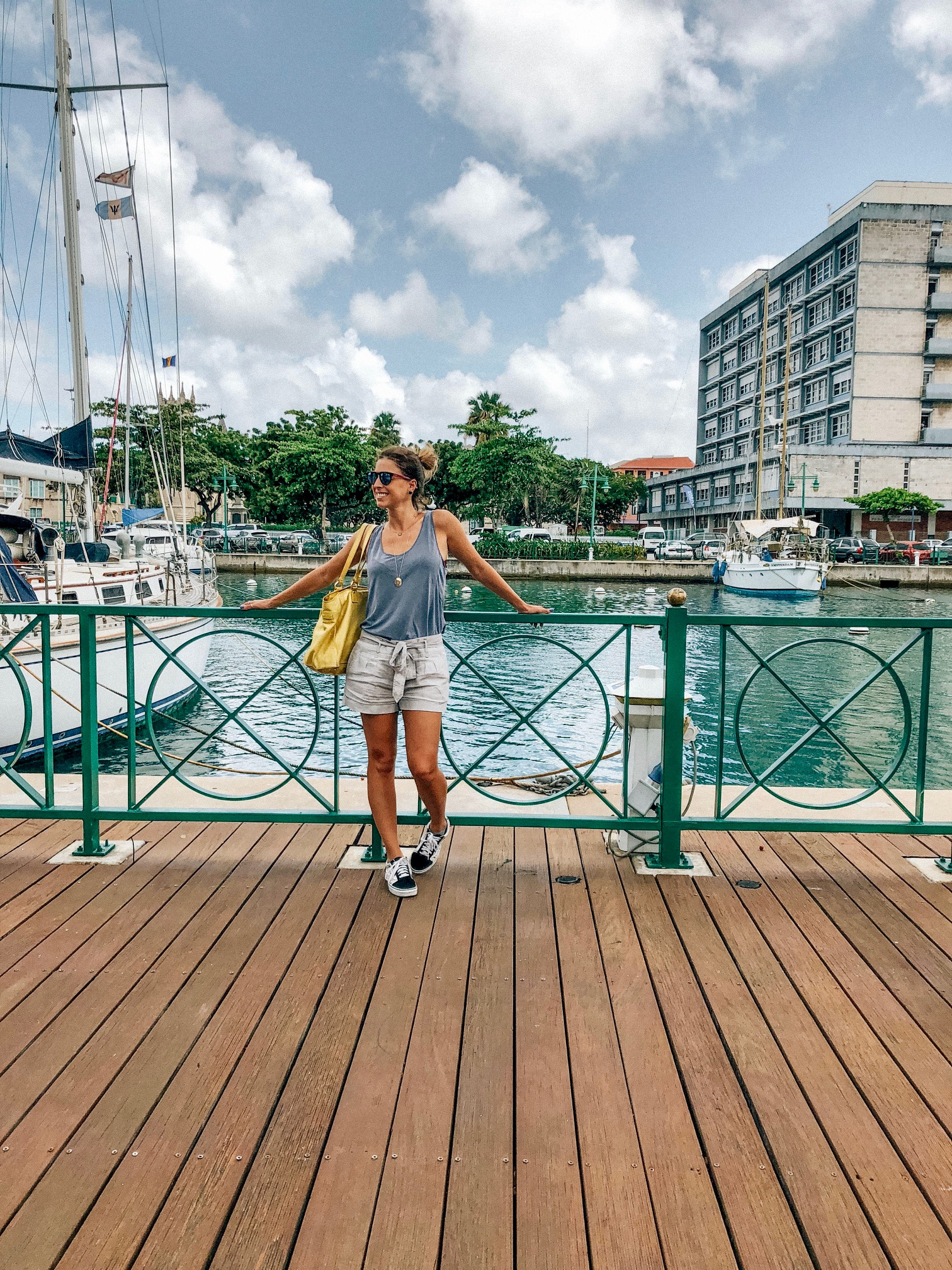 Passeando por Barbados