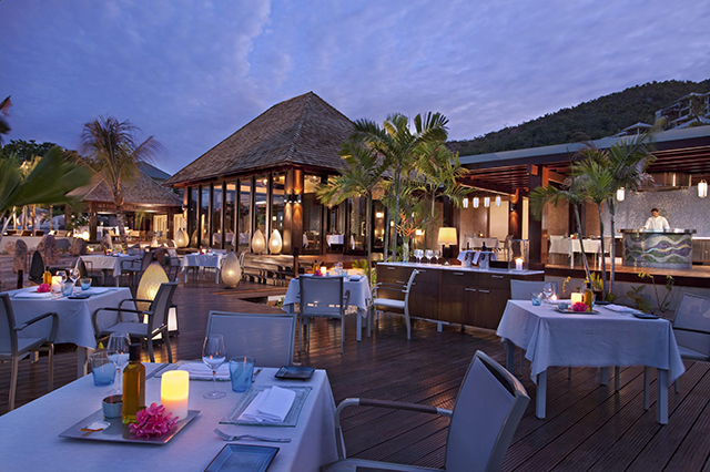 Curieuse Restaurant Credito Raffles Seychelles