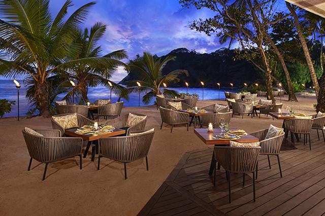 Tamarind Beach Restaurant Credito AVANI Barbarons Seychelles