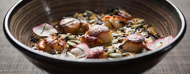 Restaurante V.E.R.A.  Foto: Leo Martins