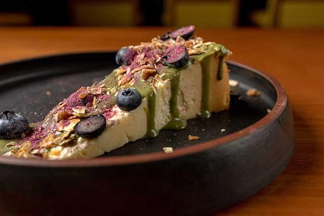 Cheeascake de Matcha (2)