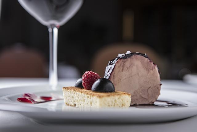 Ballotine de foie gras com brioche Cantaloup_Ricardo DAngelo