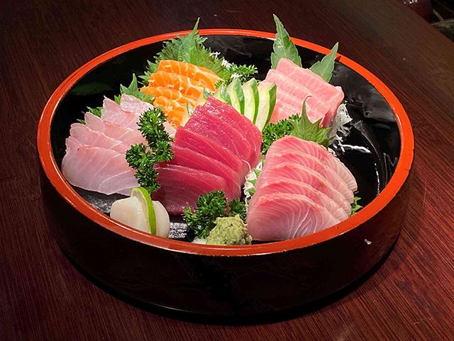 Combinado Sashimi - Jun Sakamoto 2