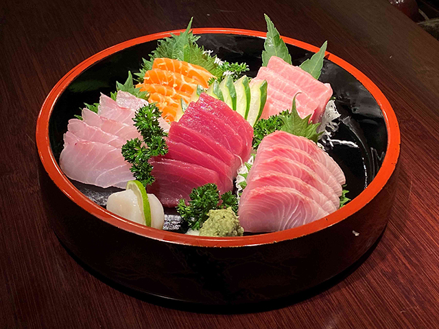 Combinado Sashimi - Jun Sakamoto