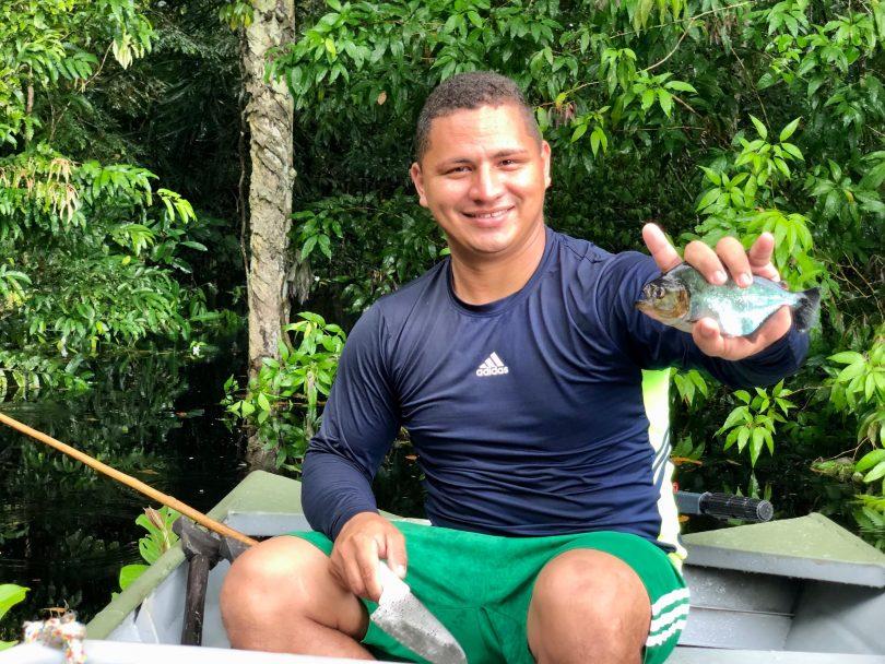 Pescaria de Piranha