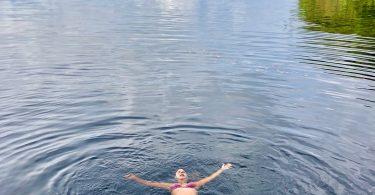 Mergulho no Rio Negro